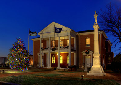 Henry County Courthouse, Martinsville, Slide Show