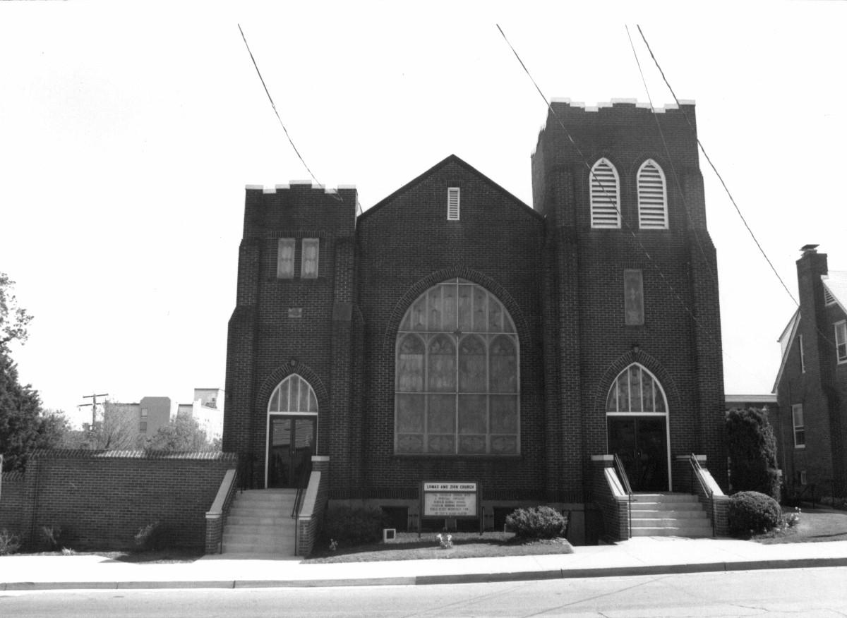 Lomax African Methodist Episcopal Zion Church