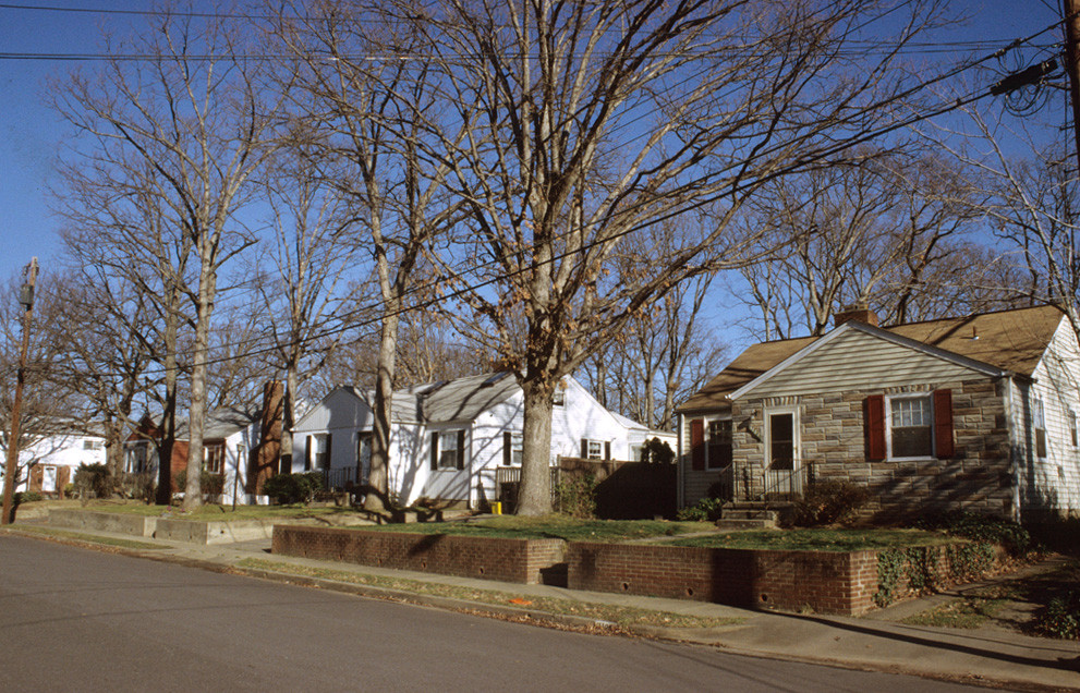 Virginia Heights Historic District