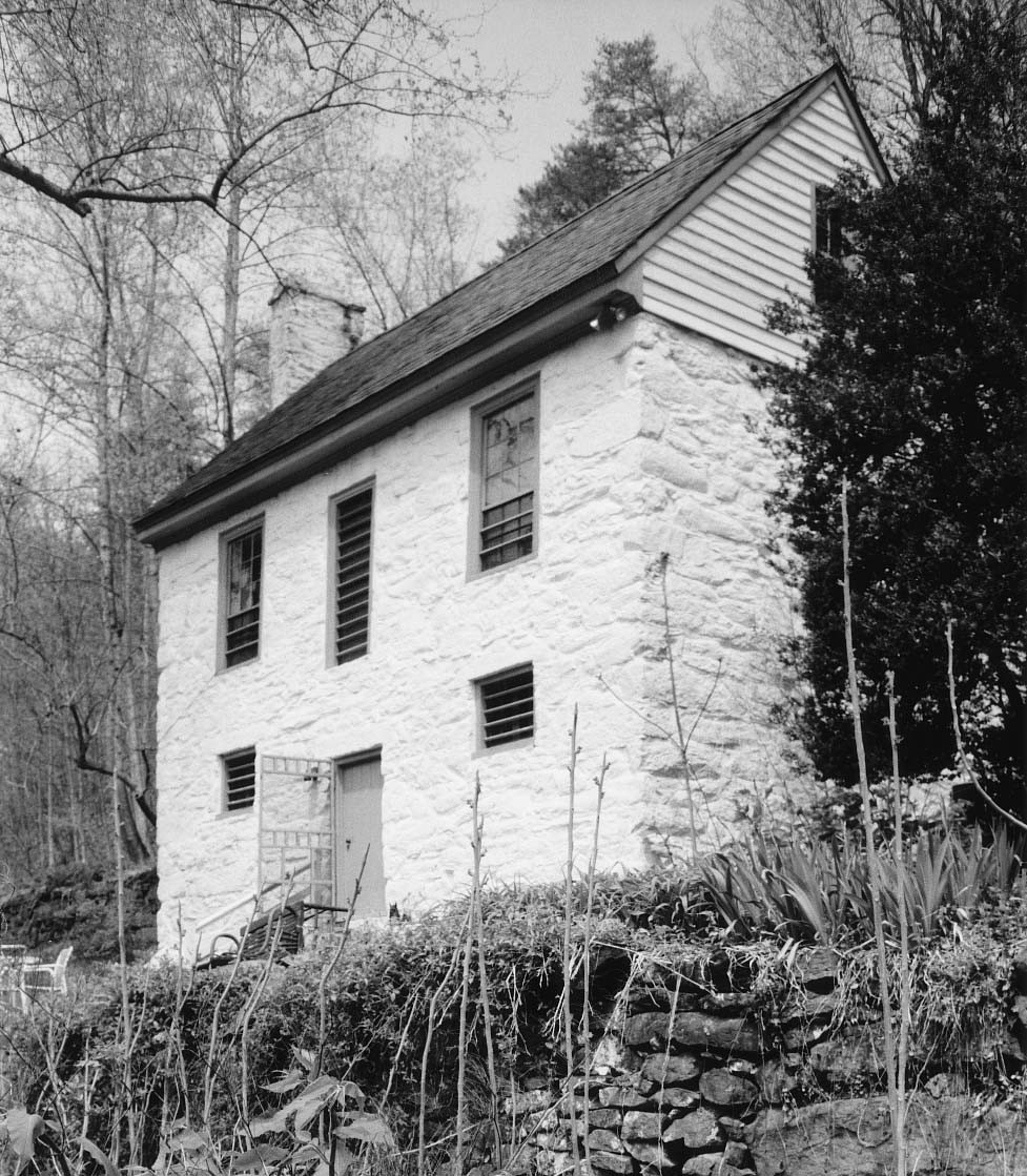 Cocke's Mill And Miller's House
