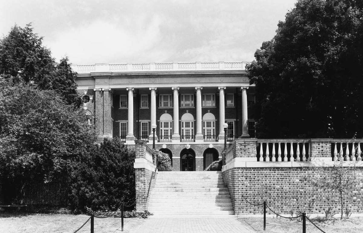 Sweet Briar College Historic District