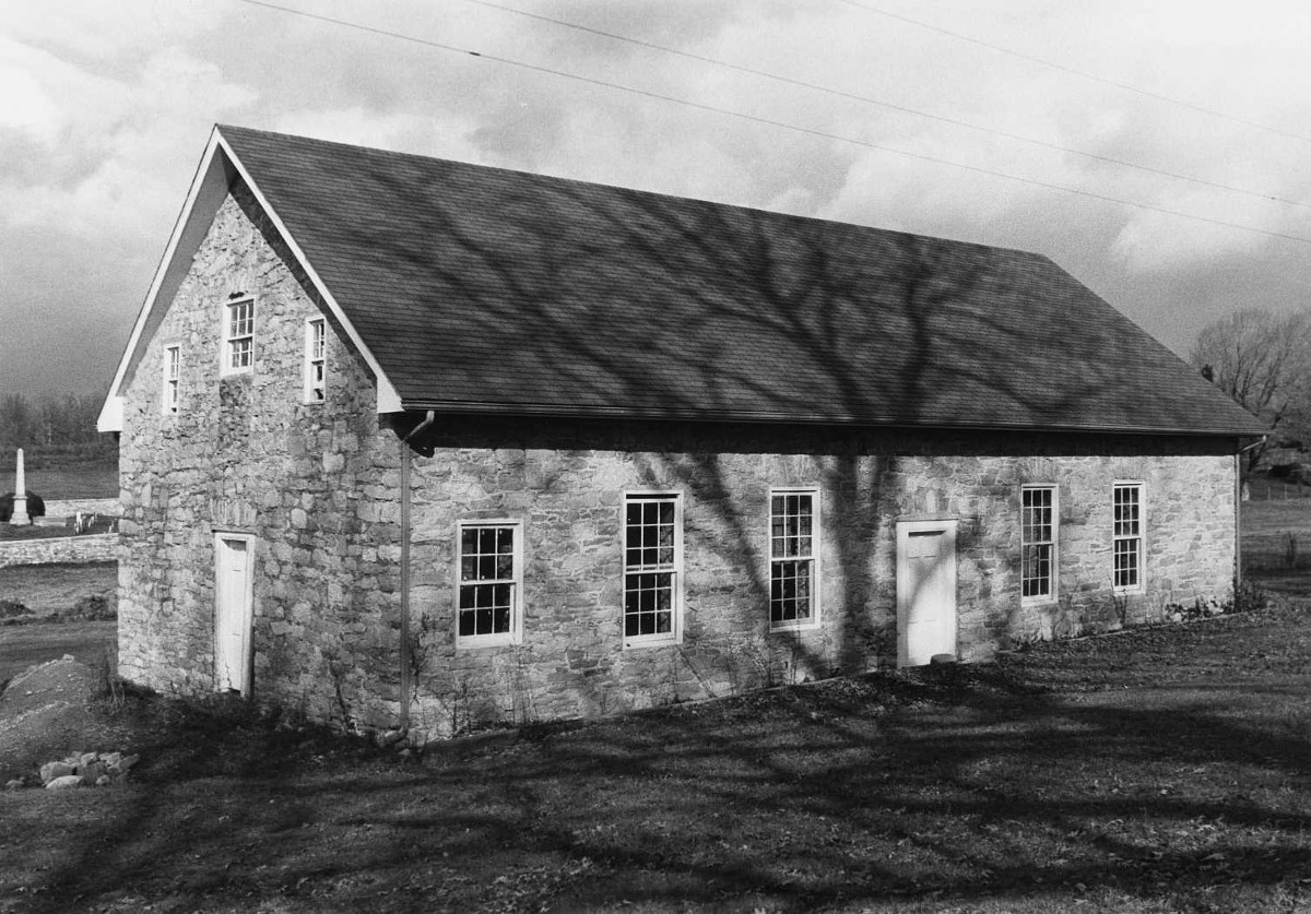 Old Providence Stone Church