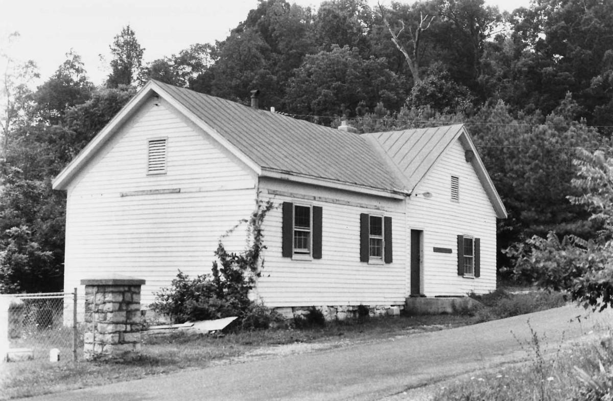 Moffett's Creek Schoolhouse