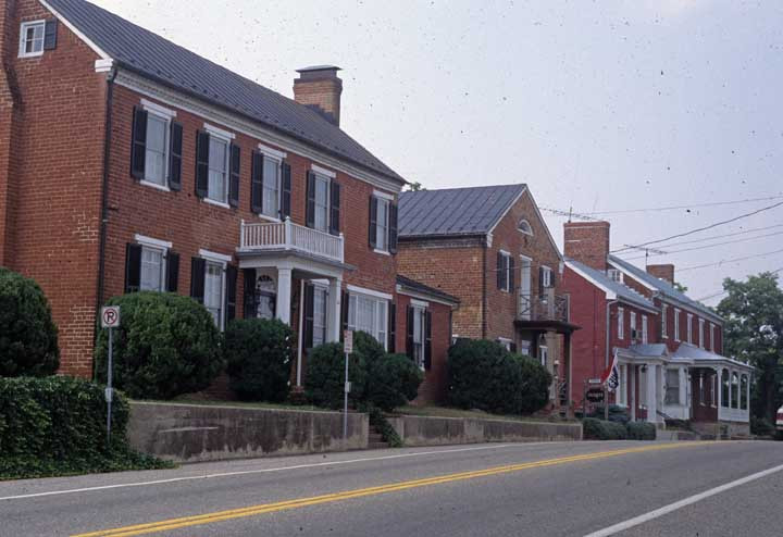 Mount Sidney Historic District