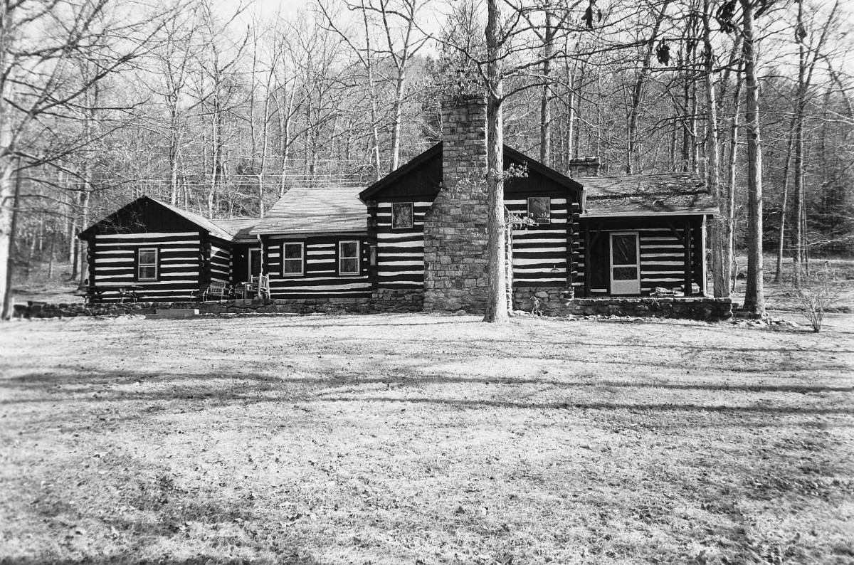 Douthat State Park Historic District
