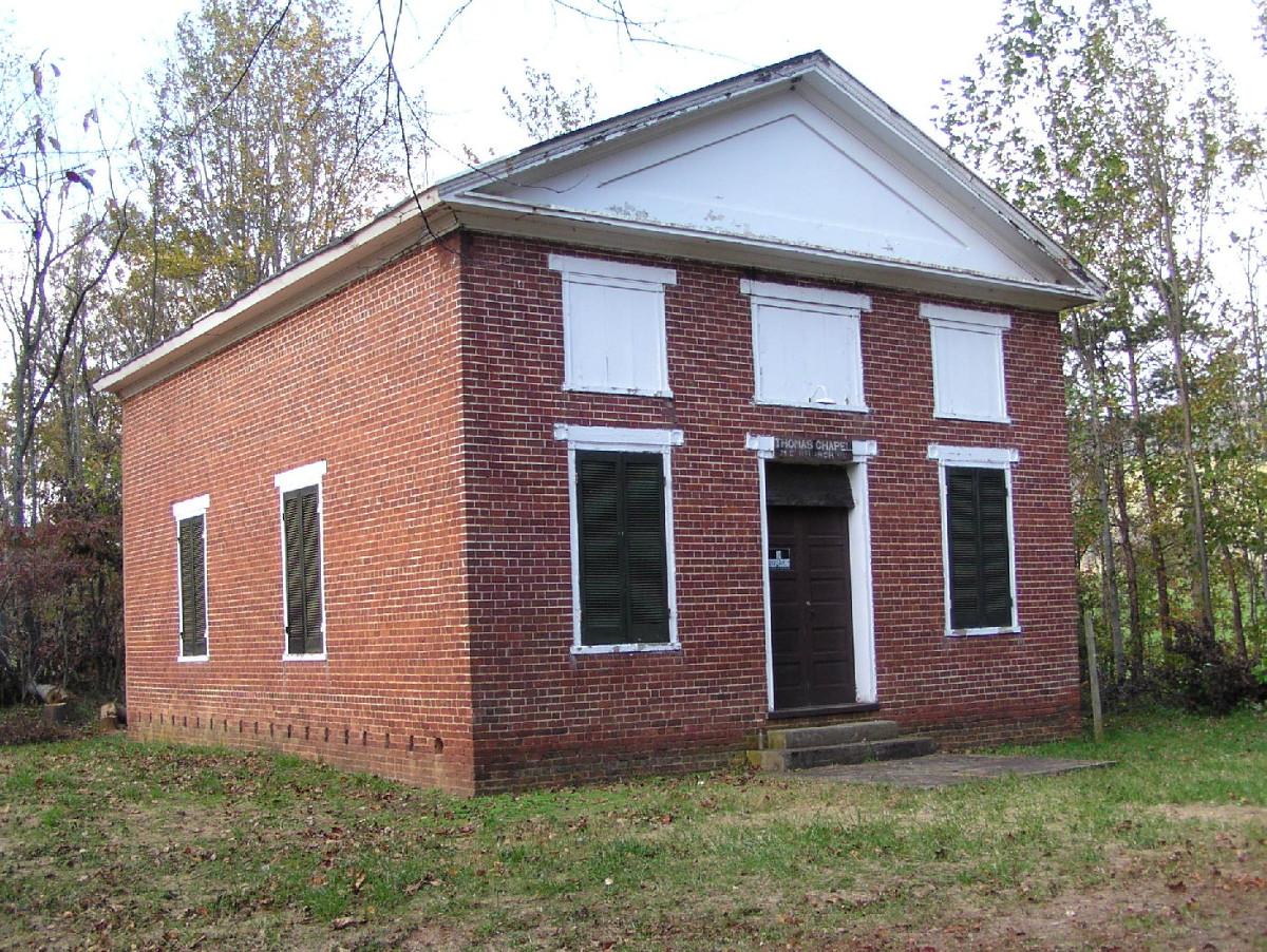 Thomas Methodist Episcopal Chapel