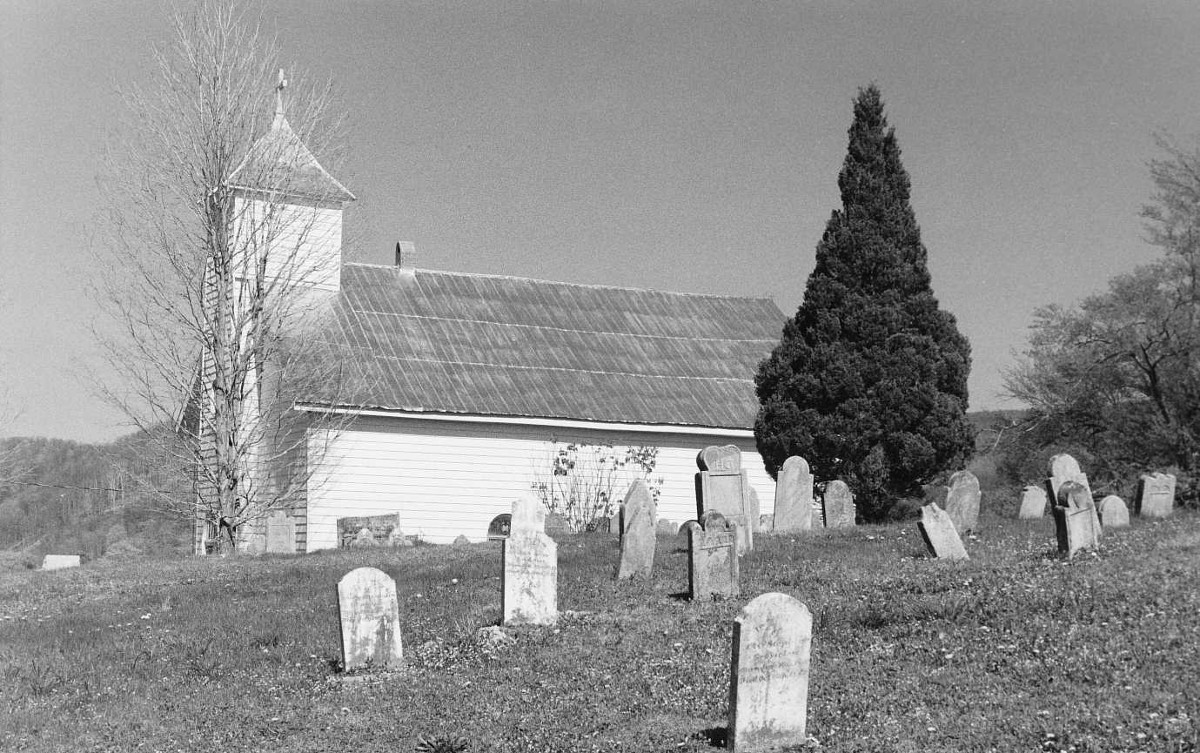 Sharon Lutheran Church And Cemetery