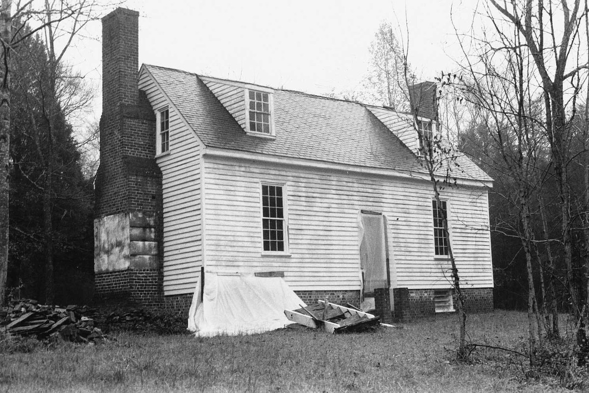 Peter Francisco House (Locust Grove)