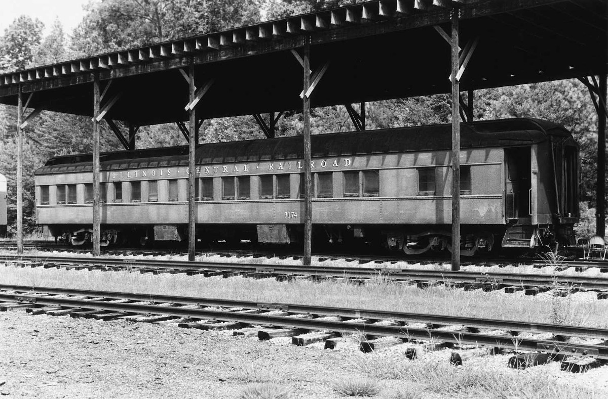 Dinwiddie County Pullman Car