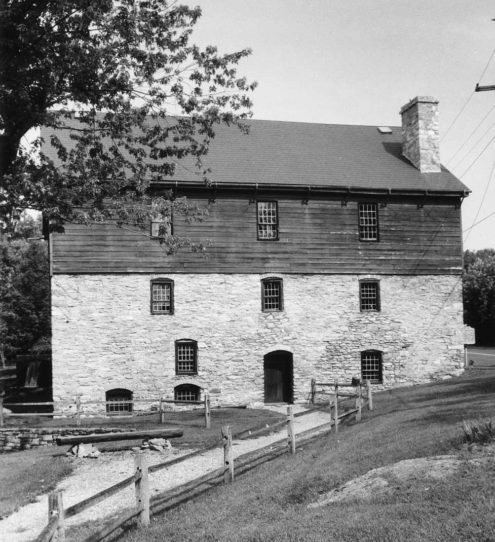 Burwell-Morgan Mill (Millwood Mill)