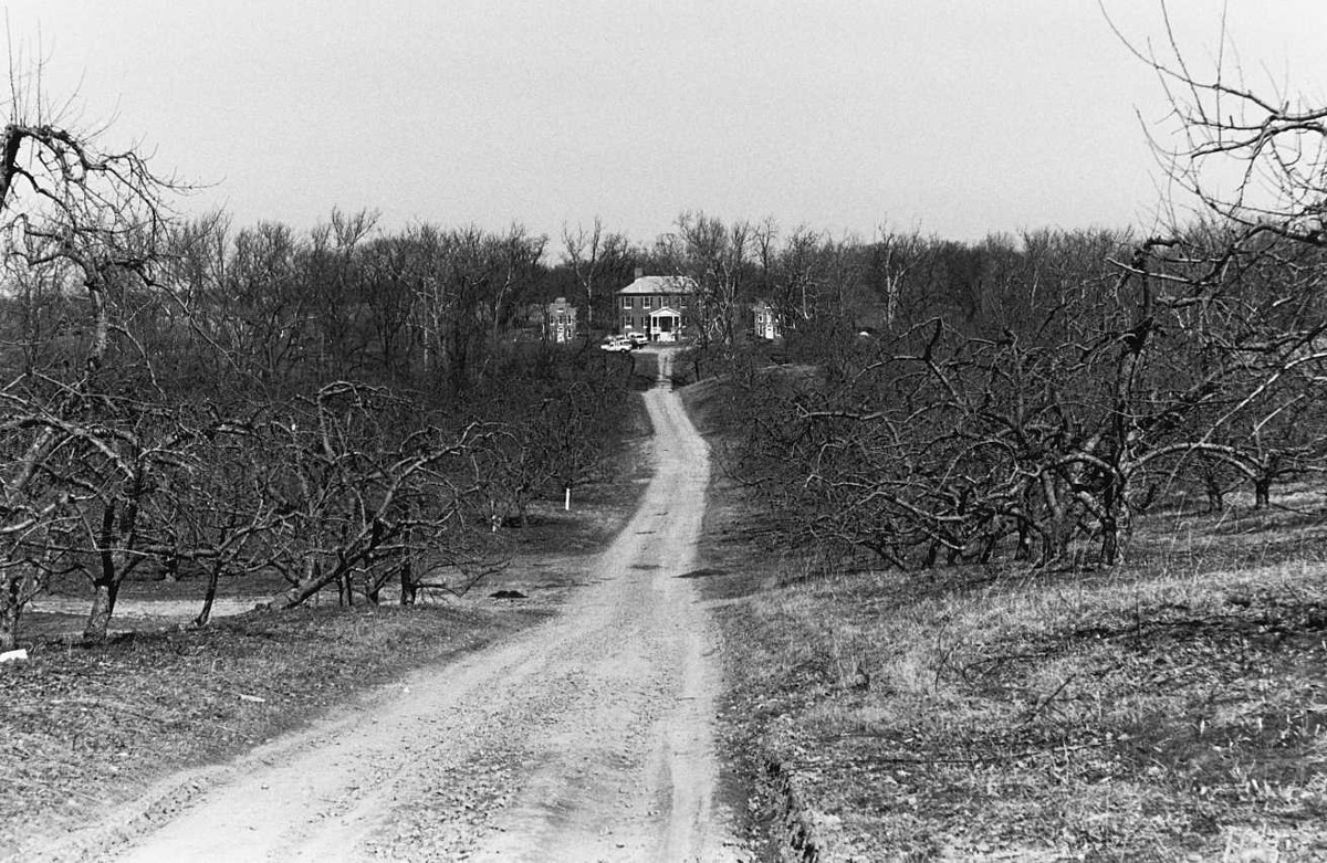 Long Marsh Run Rural Historic District