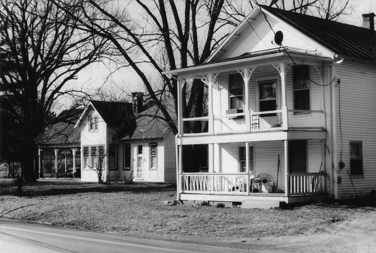 Rapidan Historic District