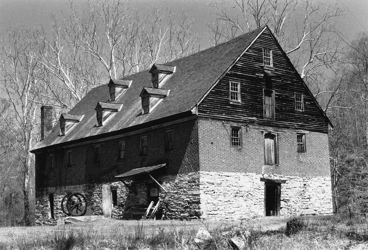 Muddy Creek Mill
