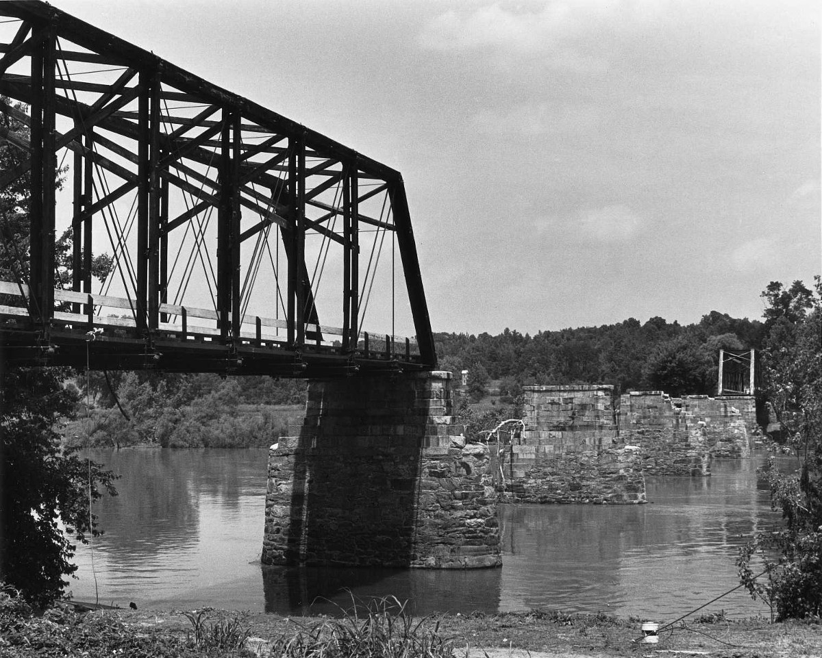 Cartersville Bridge Ruin