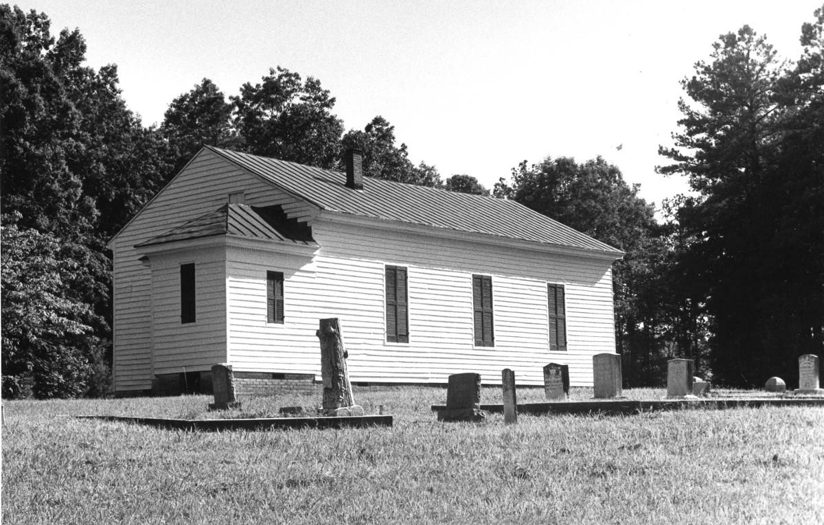 Sapony Episcopal Church