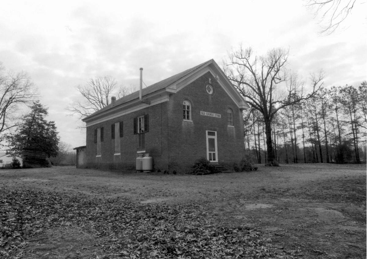 Saint Matthew's Episcopal Church
