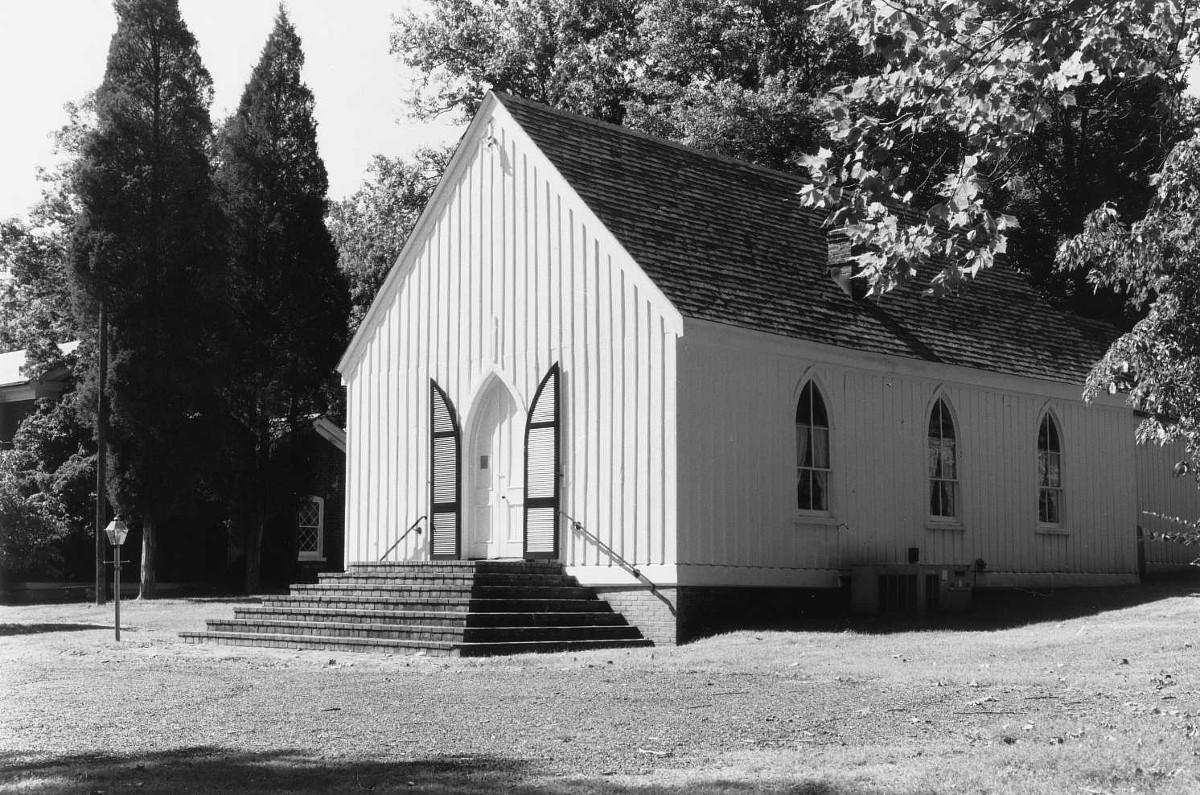 Bremo Slave Chapel