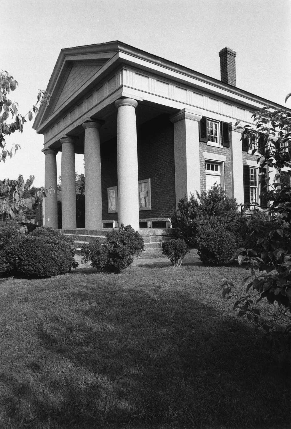 Fluvanna County Courthouse Historic District