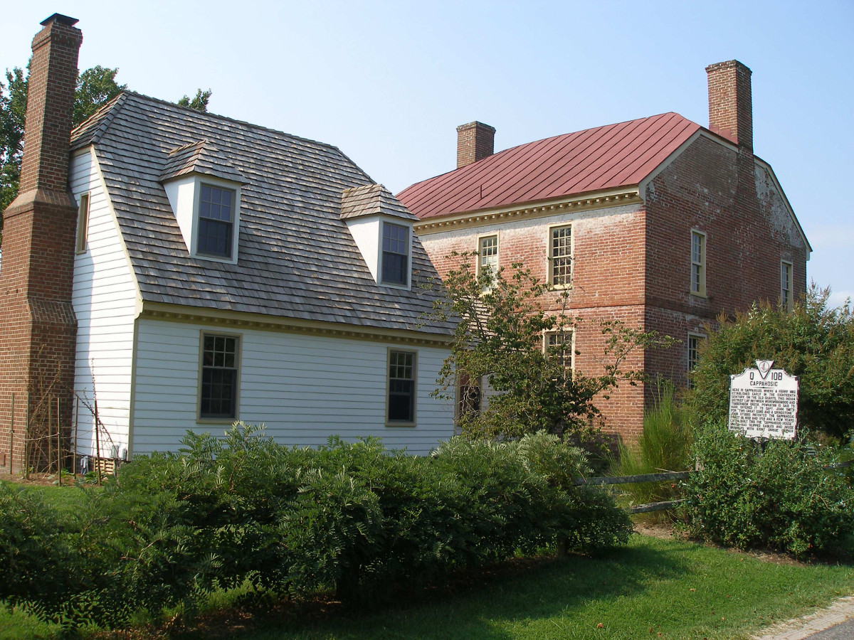 Cappahosic House
