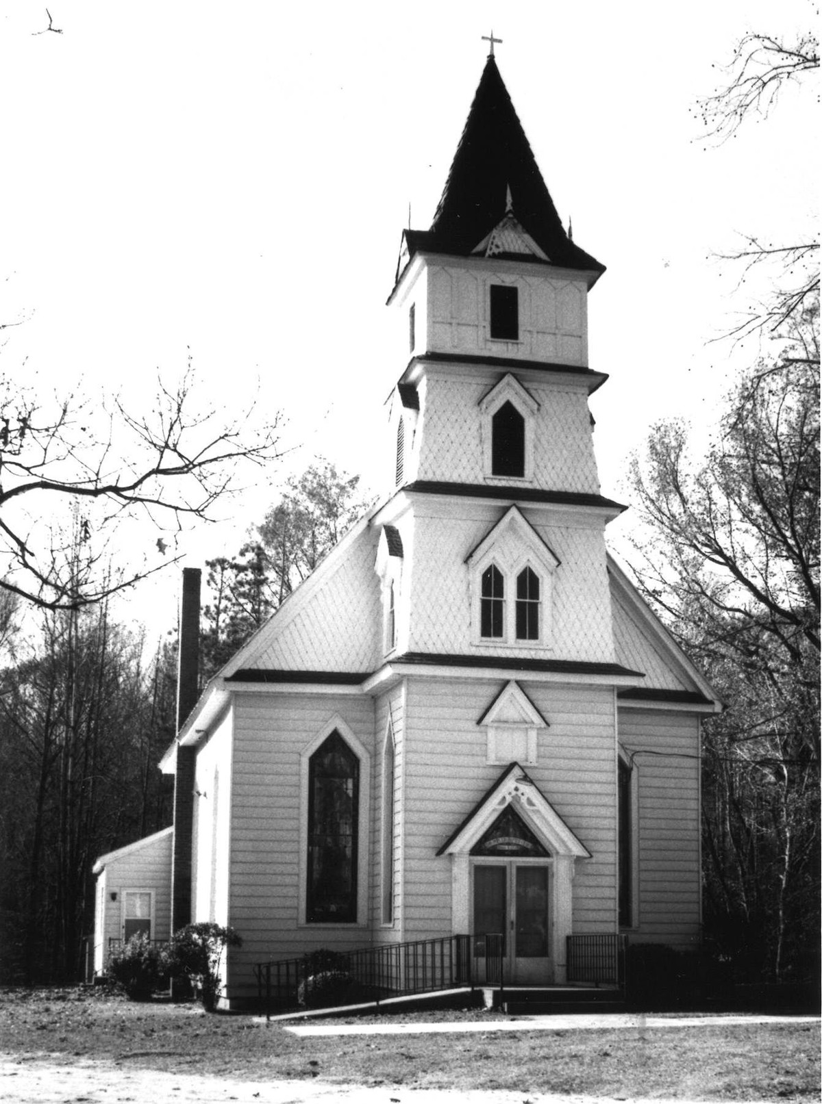 Zion Poplars Baptist Church