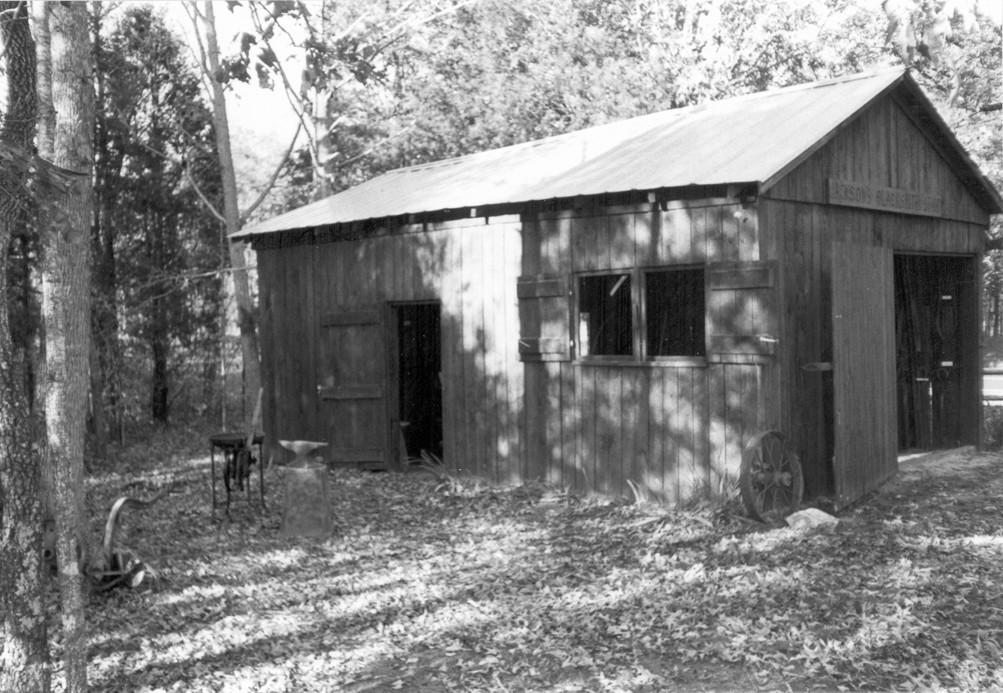 Jackson Blacksmith Shop
