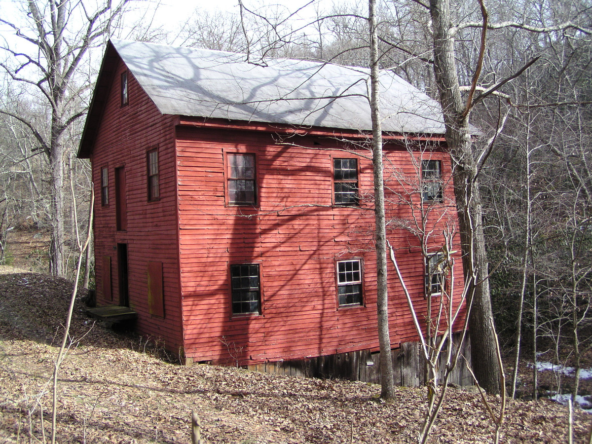 Brookside Farm and Mill