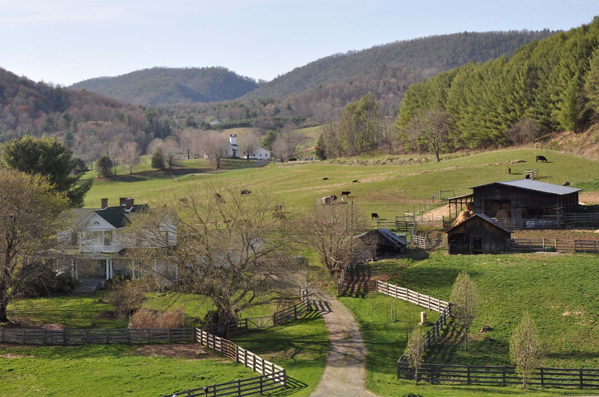 Spring Valley Rural Historic District