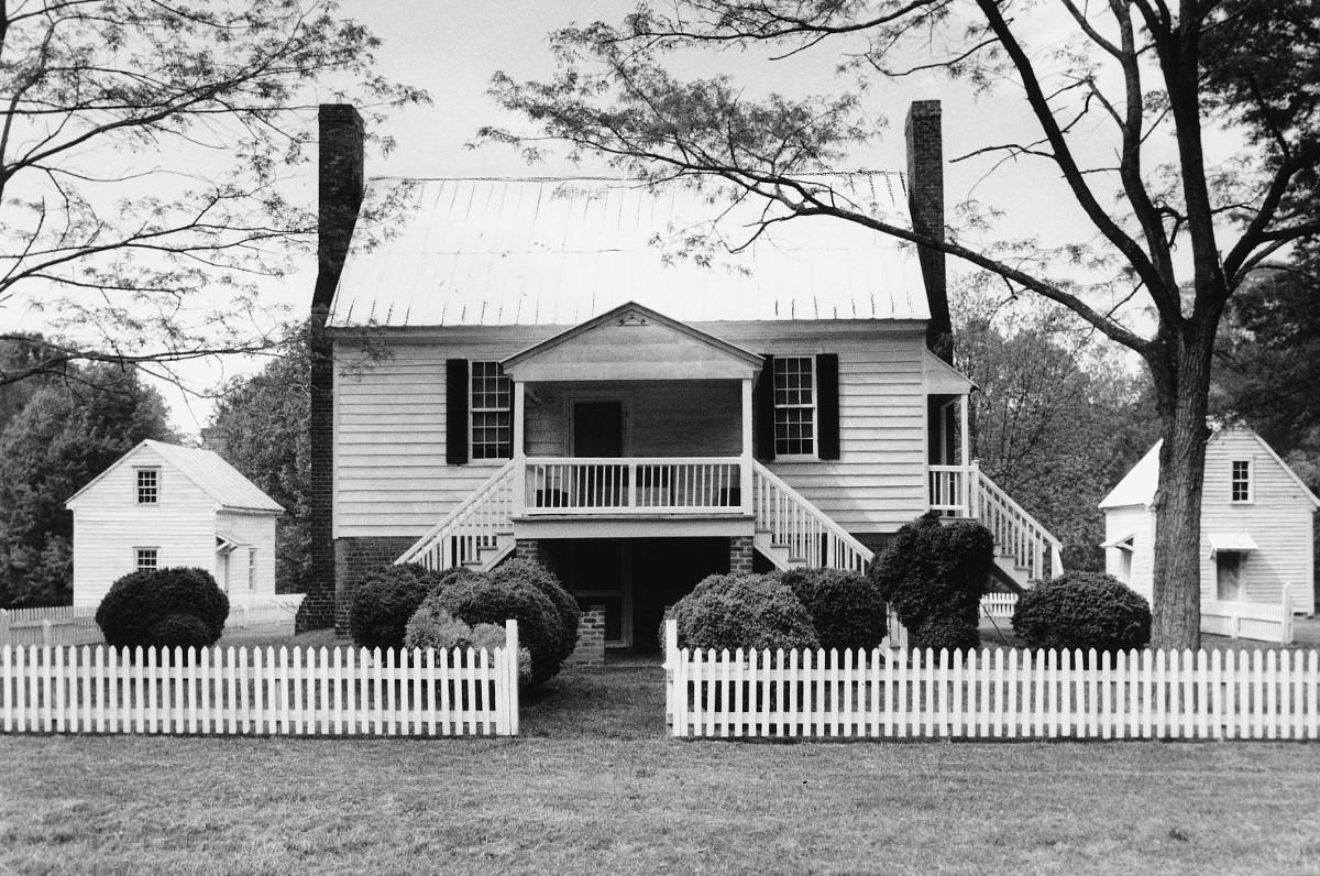 The Little Plantation (Fourqurean House)