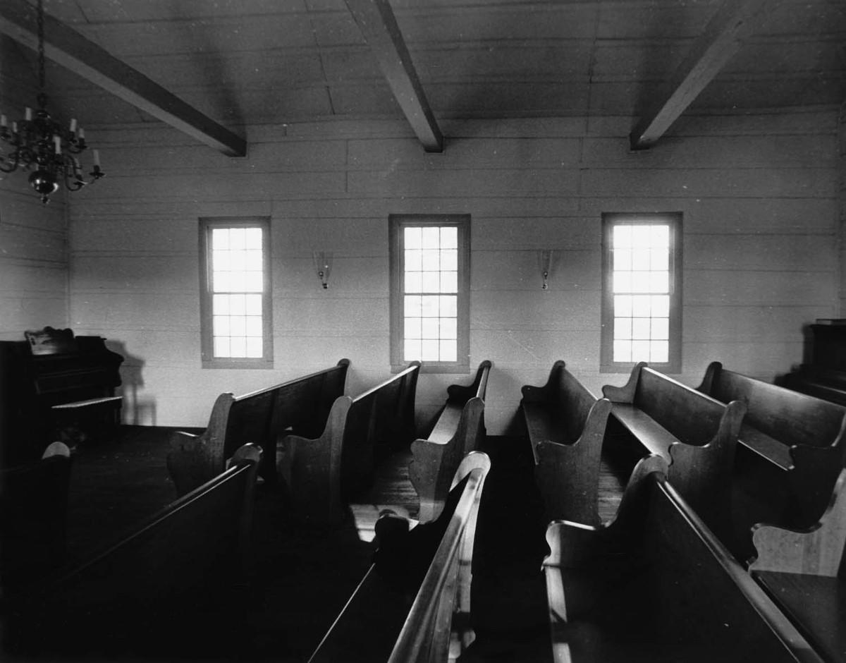 Old Providence (Halifax) Presbyterian Church