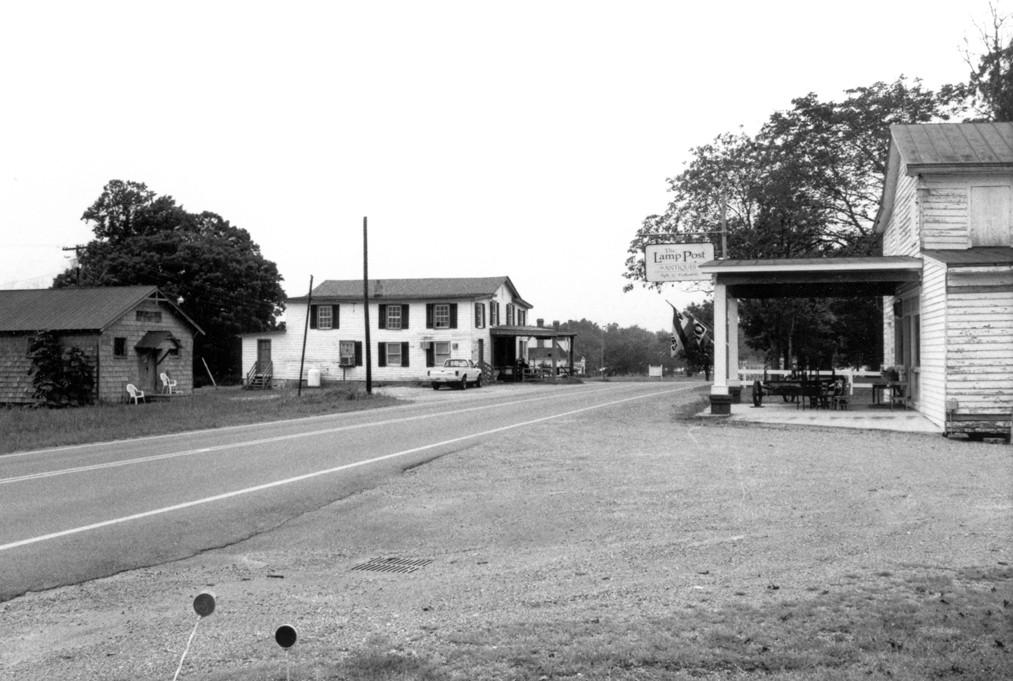 Montpelier Historic District