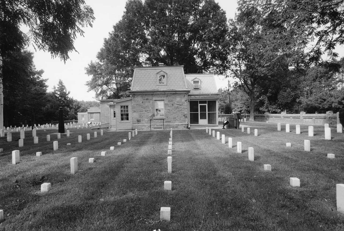 Fort Harrison National Cemetery