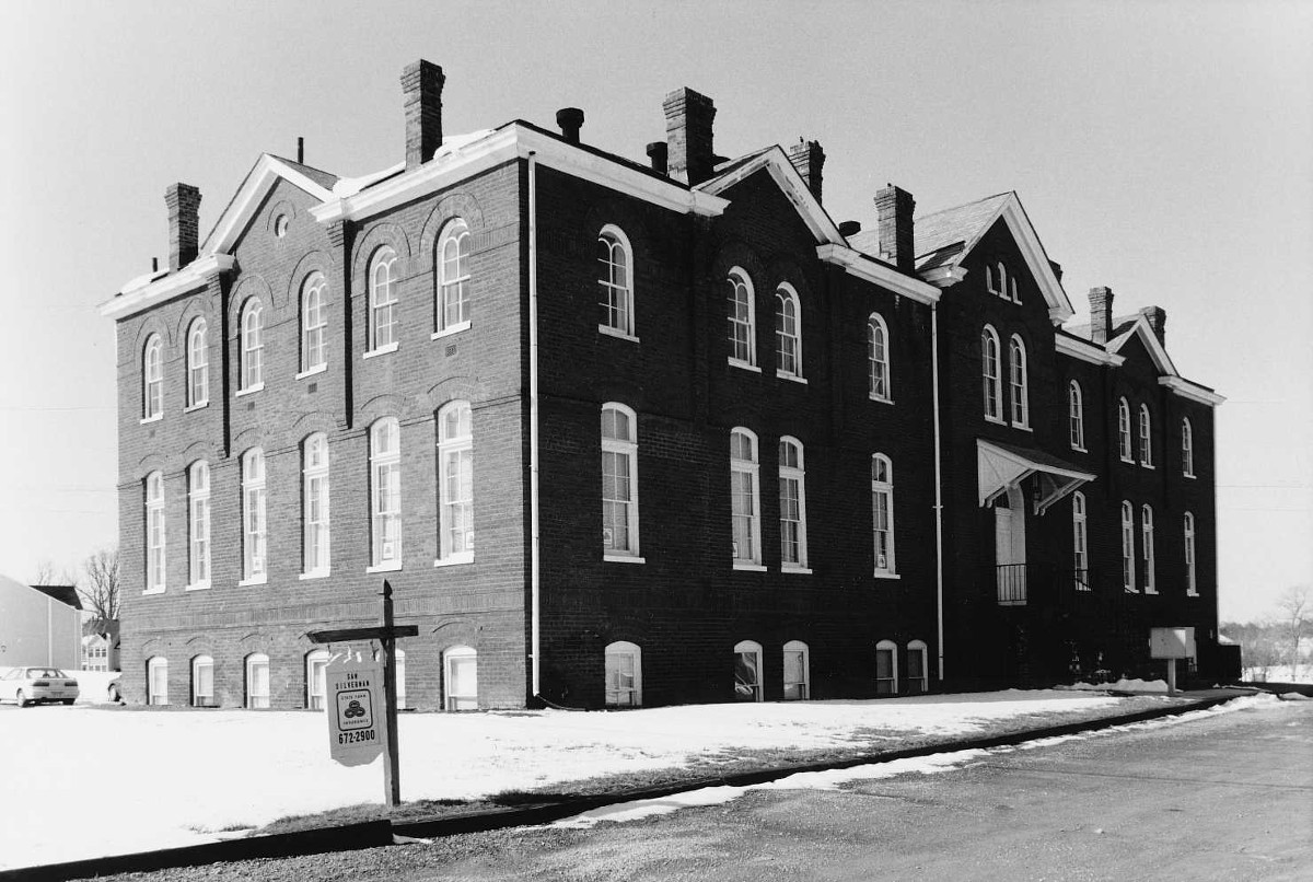 Laurel Industrial School Historic District