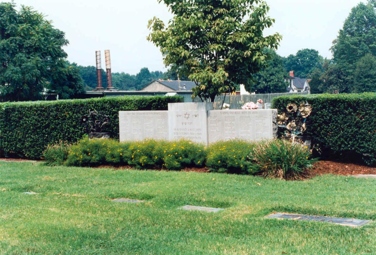Emek Sholom Holocaust Memorial