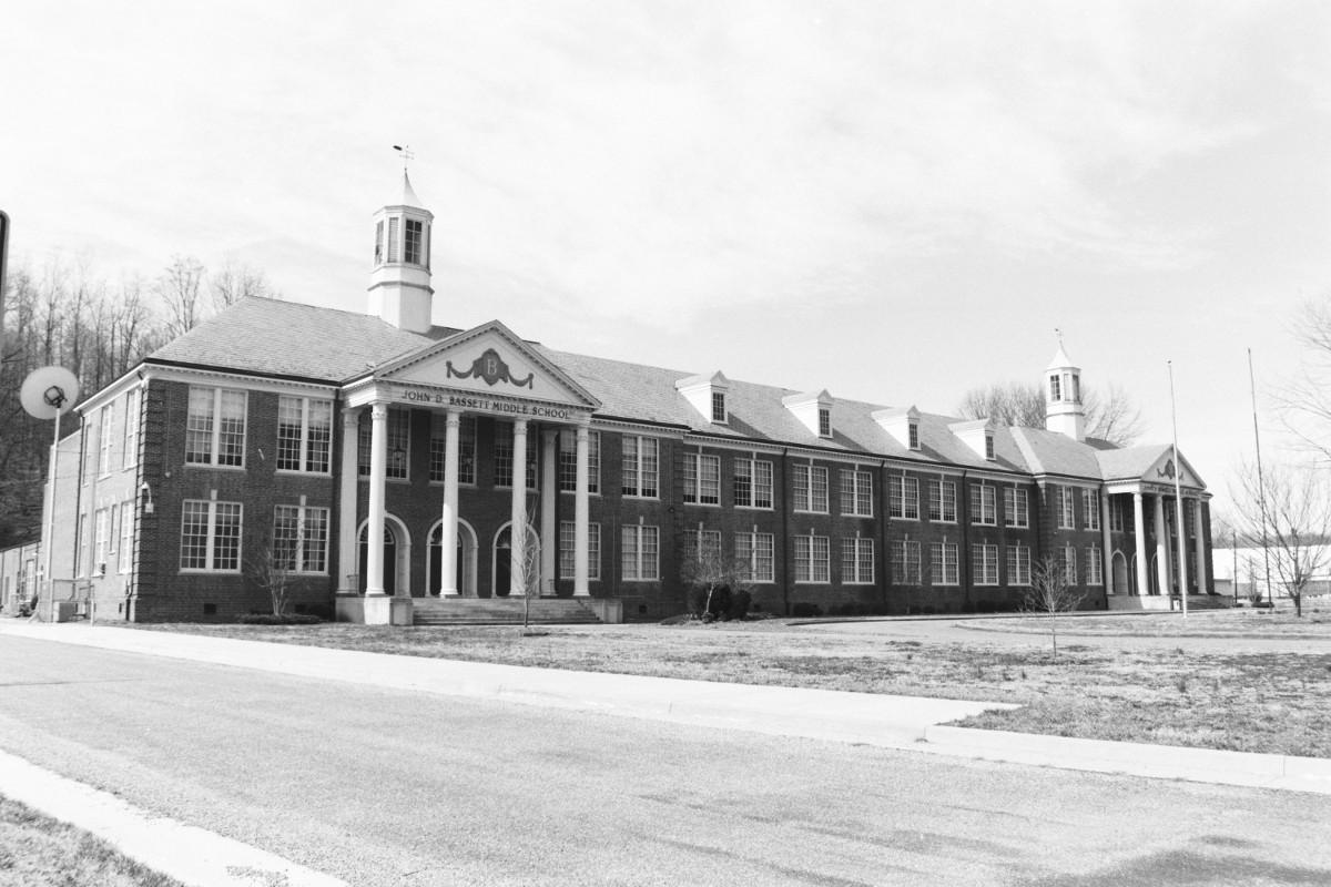 John D. Bassett High School
