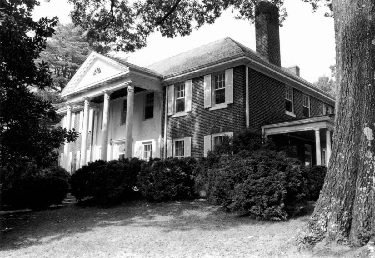 R. L. Stone House
