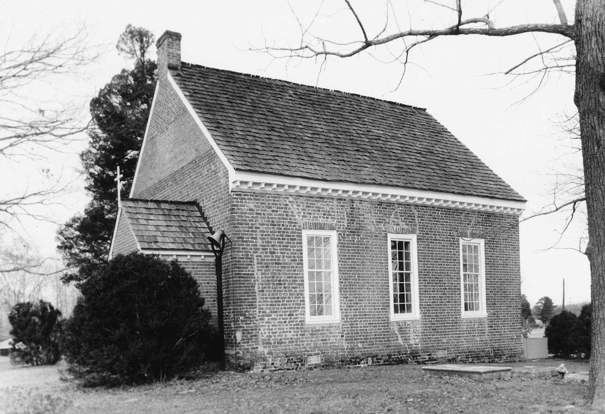 Hickory Neck Church