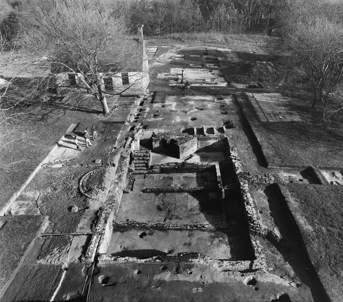 Kingsmill Plantation Archaeological District