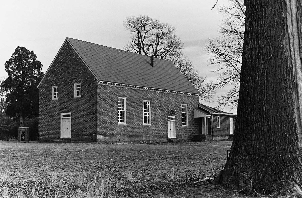 Mangohick Church