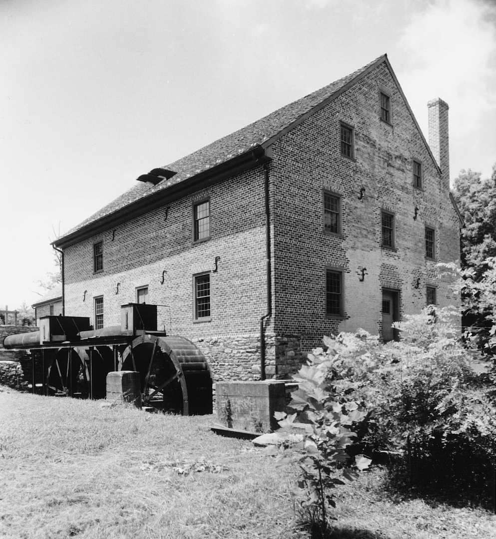 Aldie Mill Historic District