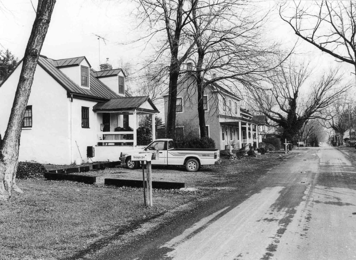 Unison Historic District