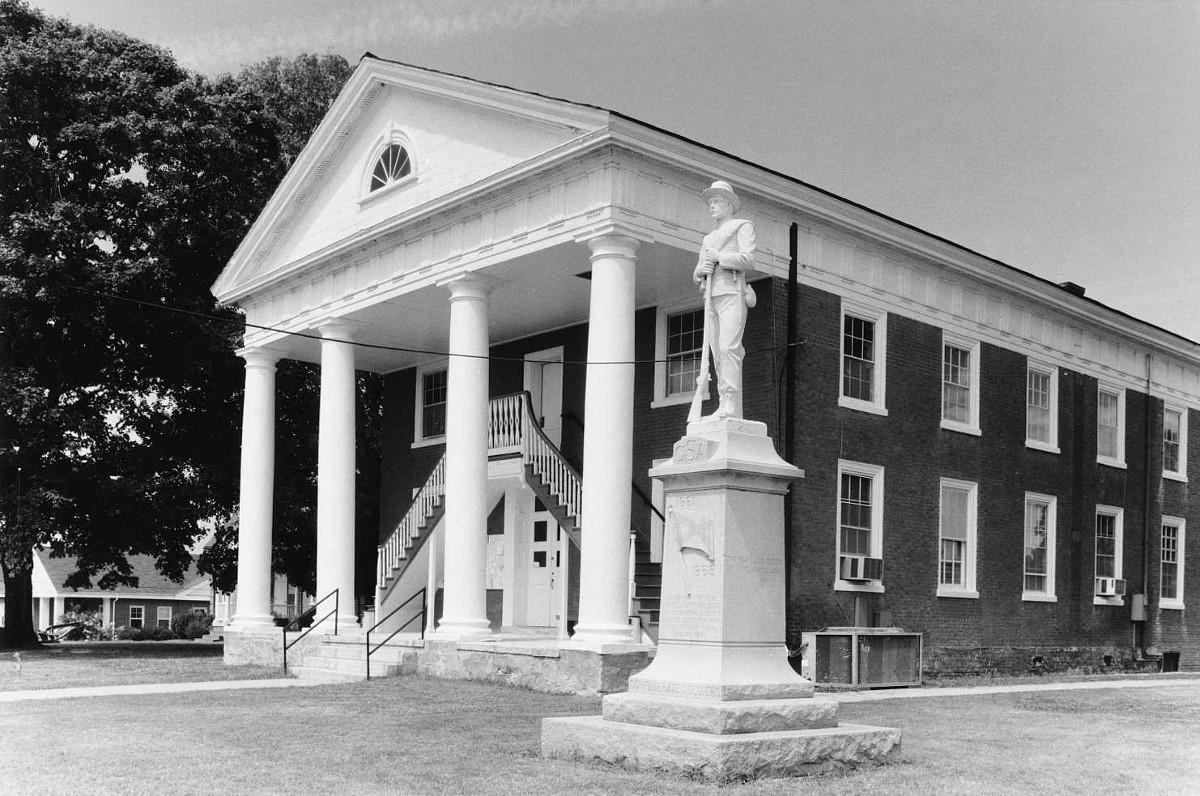 Lunenburg Court House Historic District