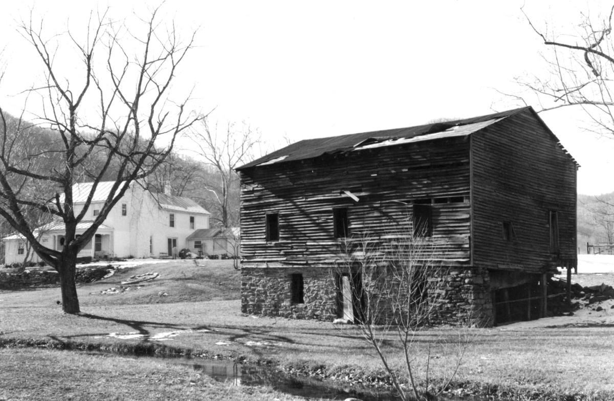 Graves Mill