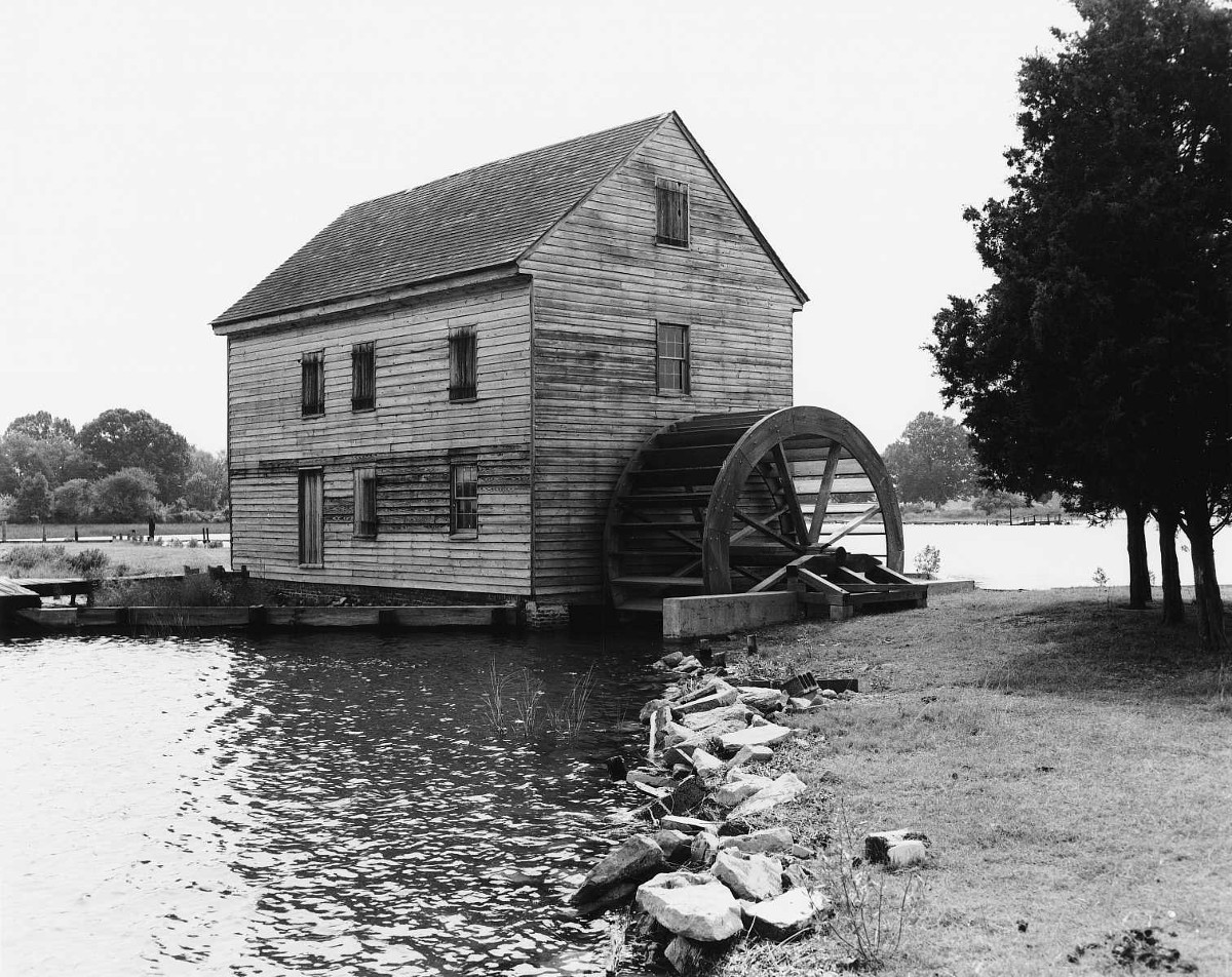 Poplar Grove Mill and House