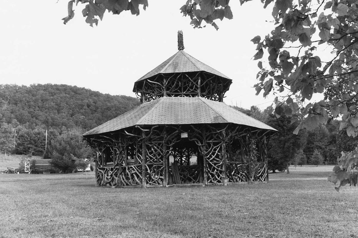 Alleghany Springs Springhouse