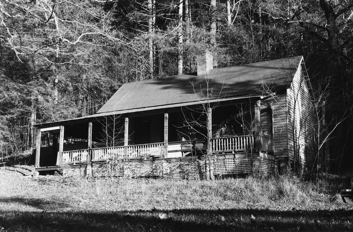 Crockett Springs Cottage