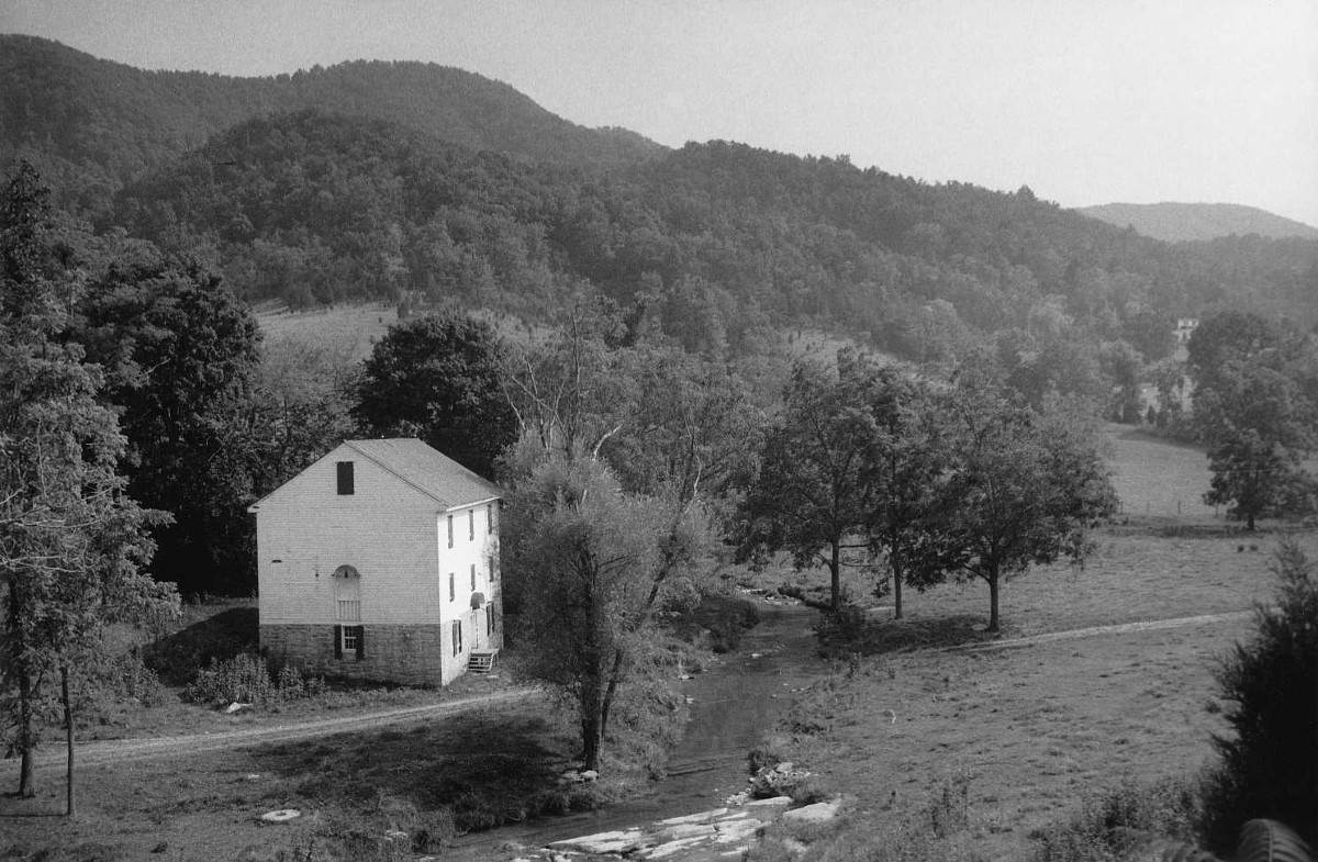North Fork Valley Rural Historic District