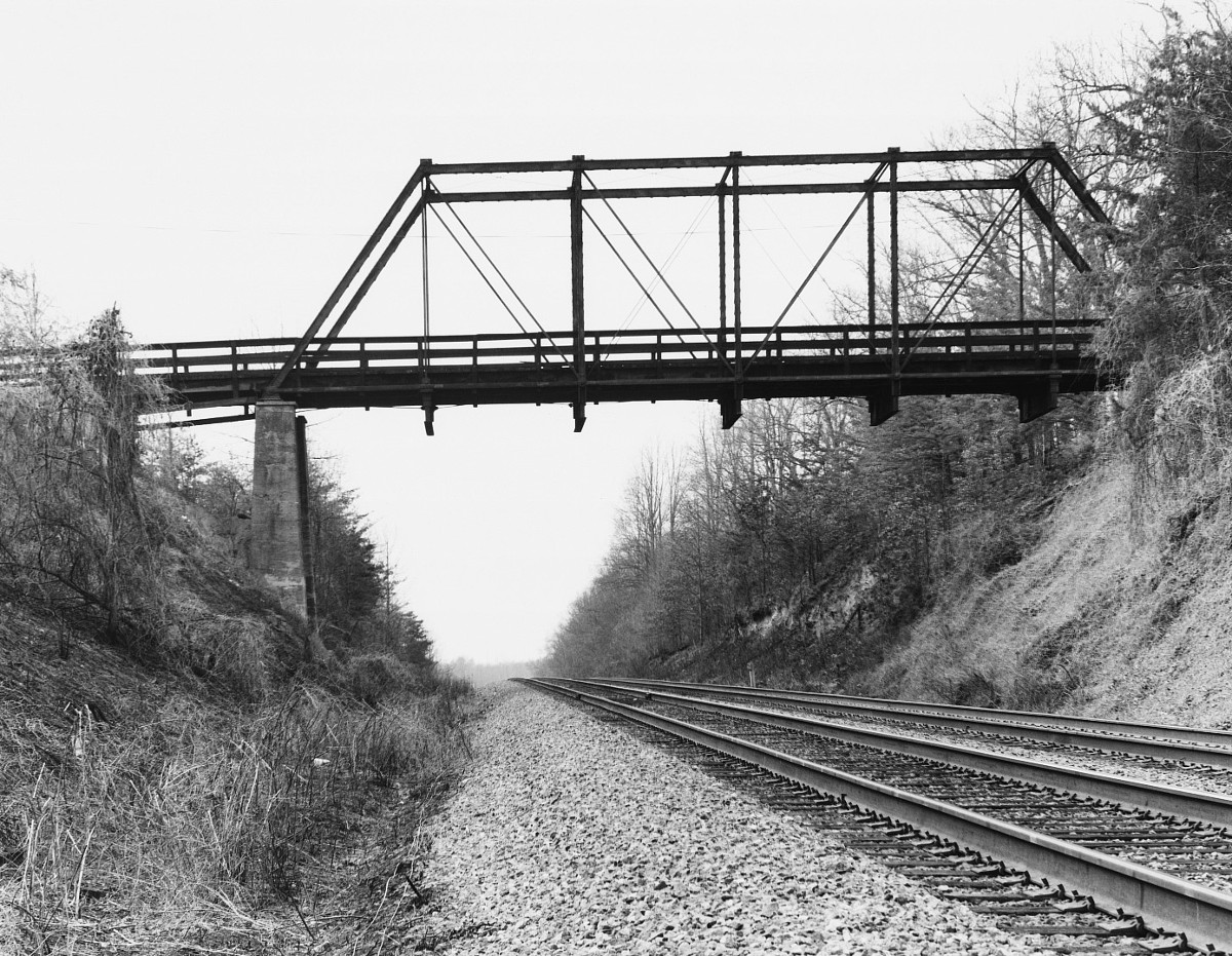 Oak Ridge Railroad Overpass