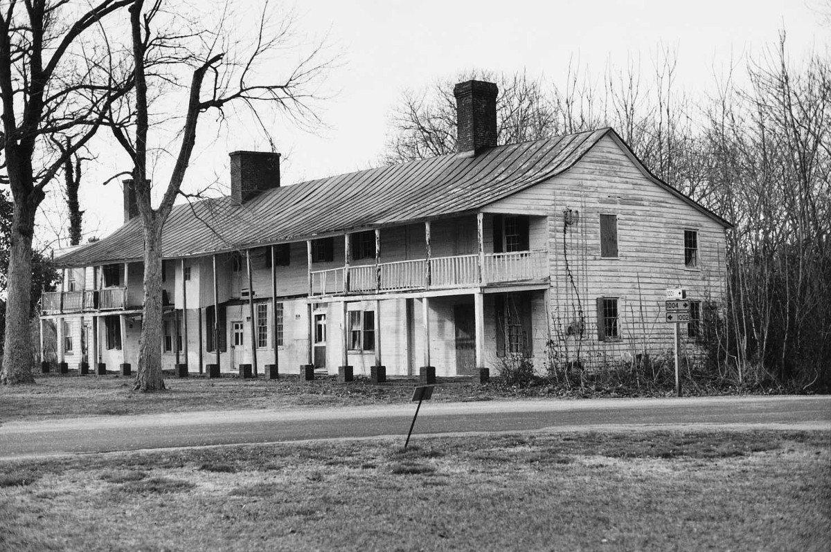 Rice's Hotel (Hughlett's Tavern)