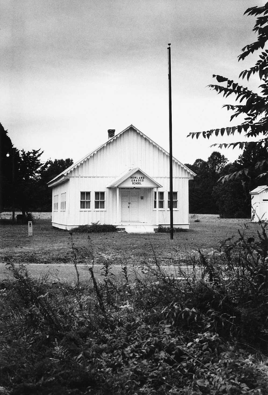 Howland Chapel School