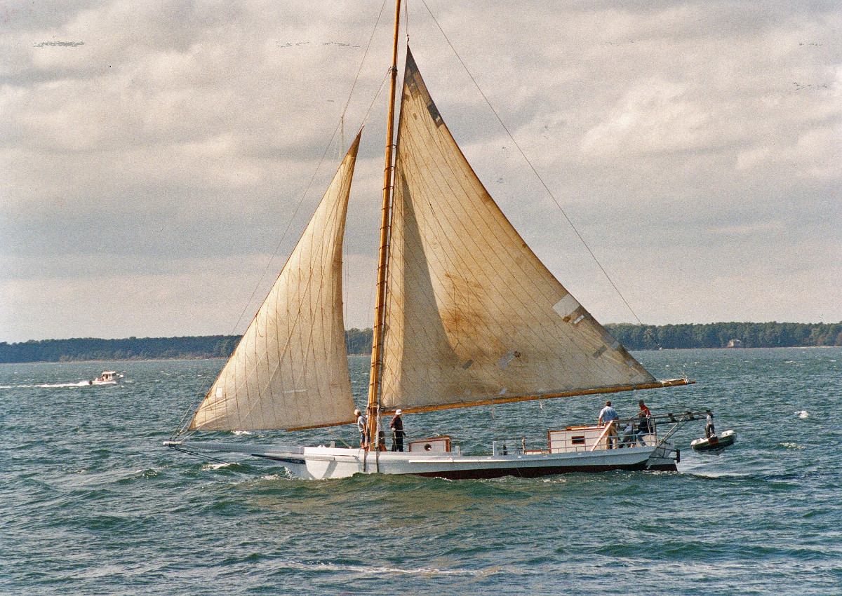 Claud W. Somers Skipjack